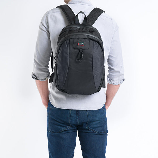 Zoomlite Anti-Theft Backpack great travel backpack for a male