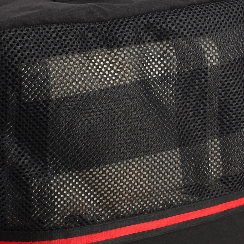 Zoomlite Executive suitcase organisers - breathable mesh panel