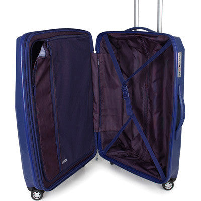 Zoomlite 3 piece travel luggage set with Functional Interiors in each case