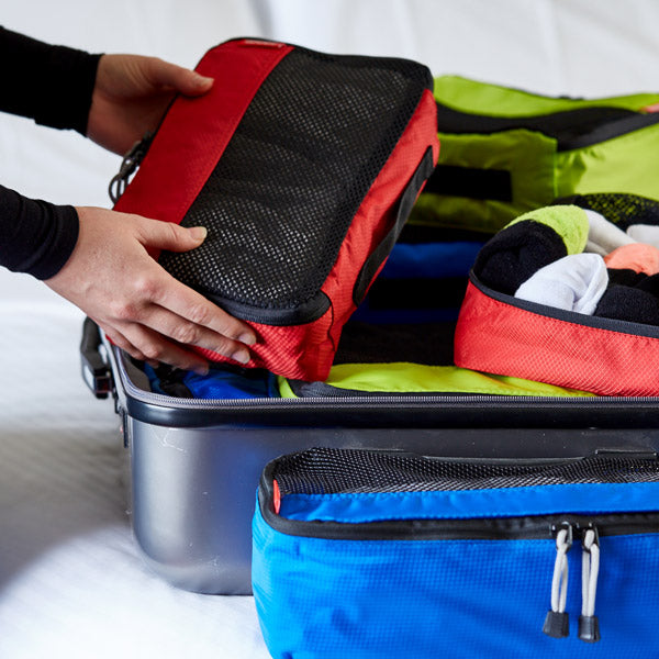 Tips & Advice on Using Packing Cubes for your Travels