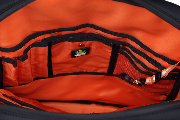 Zoomlite ultimate work bag with lots of organisation