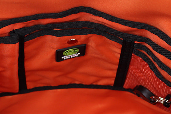 Zoomlite Travel bags - featuring RFID protected pocket to protect your from identity theft