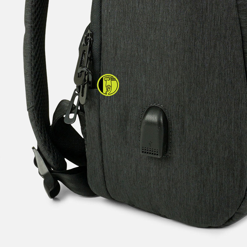 Zoomlite anti theft bags keep your credit card and passport information safe from identity theft