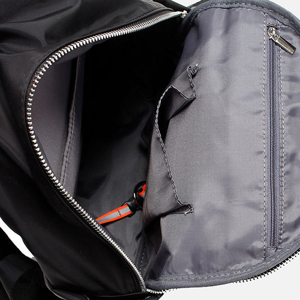 Brianna RFID backpack with organiser pockets