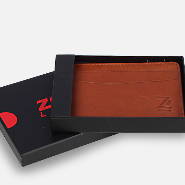 Zoomlite leather wallets make the best presents for men for birthday or christmas