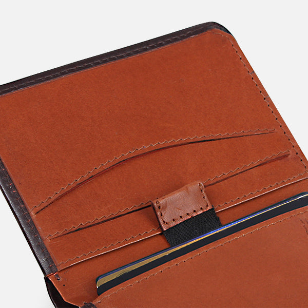Zoomlite leather wallets - smart design to help you carry your cards