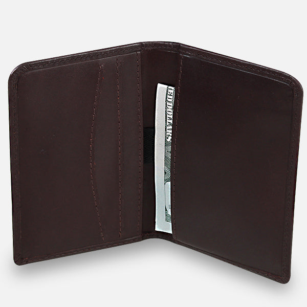 Zoomlite leather slim wallets - designed for everyday use