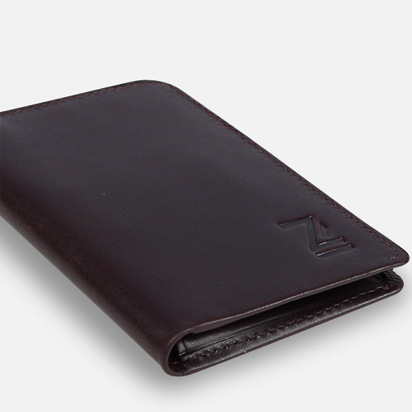 Zoomlite leather slim wallets