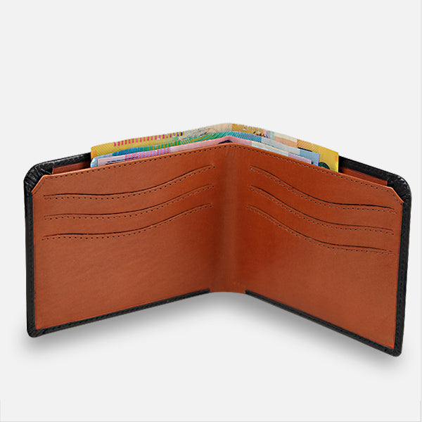 Zoomlite leather rfid wallets are designed in Australia