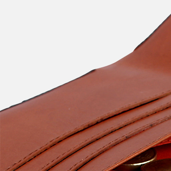 Zoomlite leather slim mens wallets from the best leather for an elegant look