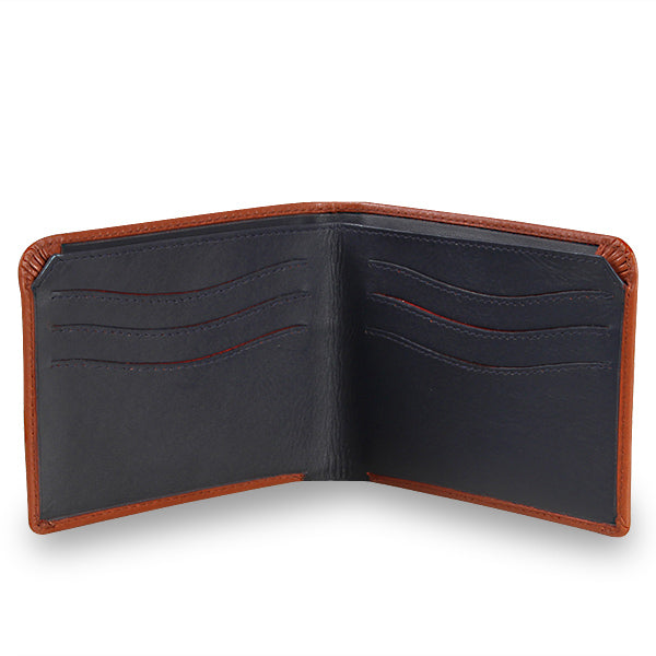 Zoomlite wallets have RFID blocking technology to protect your cards from skimmers