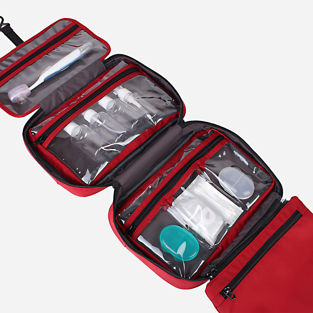 Zoomlite Hanging Toiletry Kit - perfect for travelling