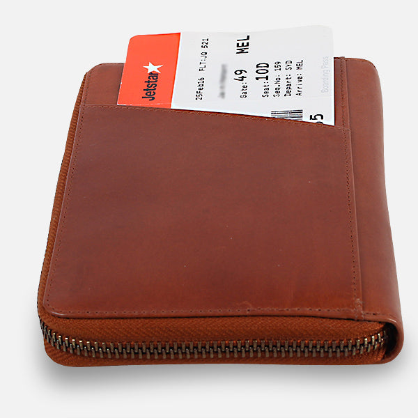 Zoomlite leather wallets designed in Australia for use all around the world