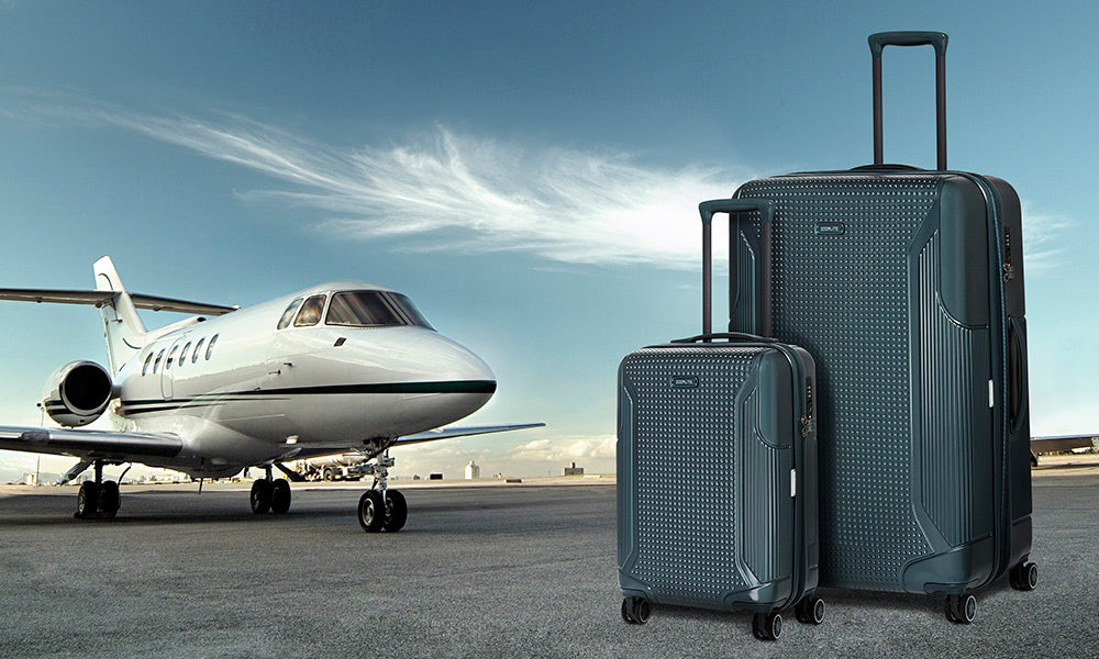 Hard sided Lightweight Luggage
