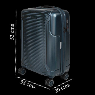 Zoomlite Cabin luggage / Carry On is Cabin Bag Compliant