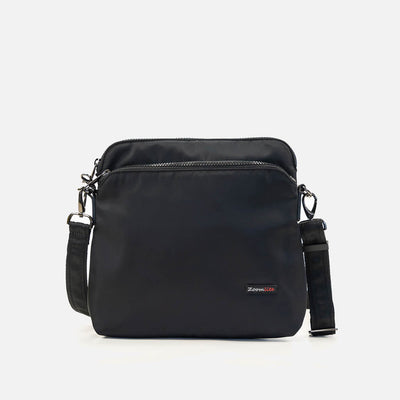 Anti-Theft Crossbody Organiser-Austin-BLACK