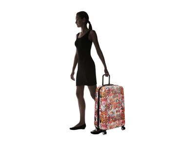 Carlos Falchi Luggage Set ( 2 Pieces) - Graffiti , Zoomlite - 12