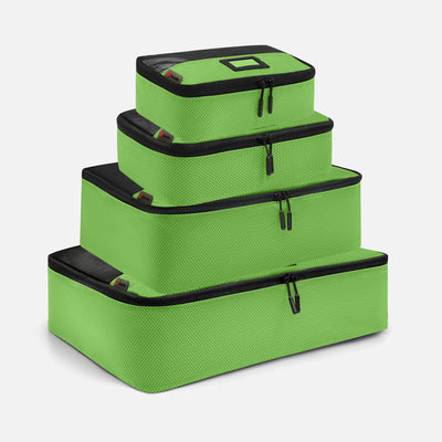 Elite Packing Cubes 4 pc Set