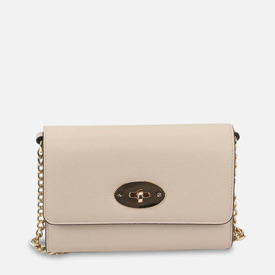 Gisele Chain Wallet - RFID#choose-colour_beige