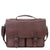 Aiden Double Pocket Laptop Briefcase