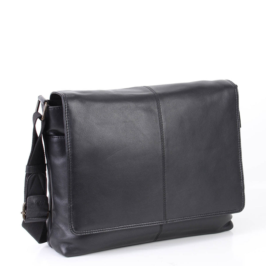 Parker Soft Leather iLaptop Bag