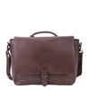 Alexander Soft Leather Messenger