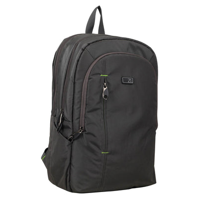 Zoomlite Metro backpack has locking pullers and waterproof zip