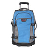 Zoomlite Wheeled Backpack - showing luggage with day pack detached