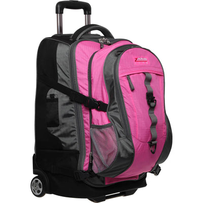 Zoomlite Sherpa Wheeled Backpack - versatile travel luggage