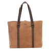 Hudson Leather Carryall Tote