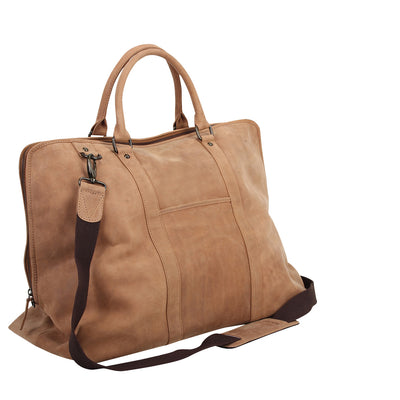 Bourke Leather Holdall