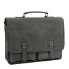 Noah Double Pocket Laptop Briefcase