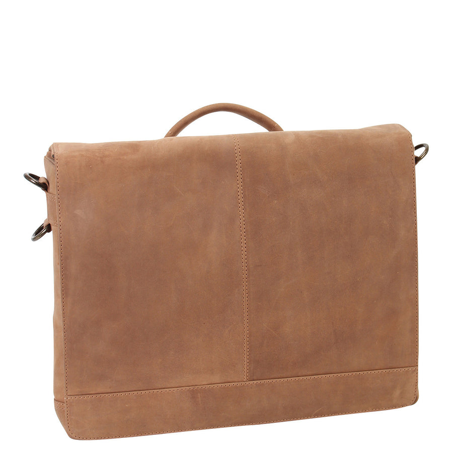 Colombia Leather Messenger