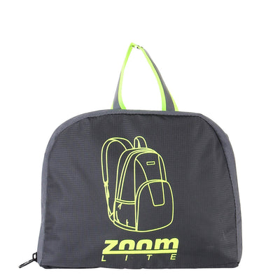 Zoomlite Magic Lightweight Packable backpack folds into small pouch