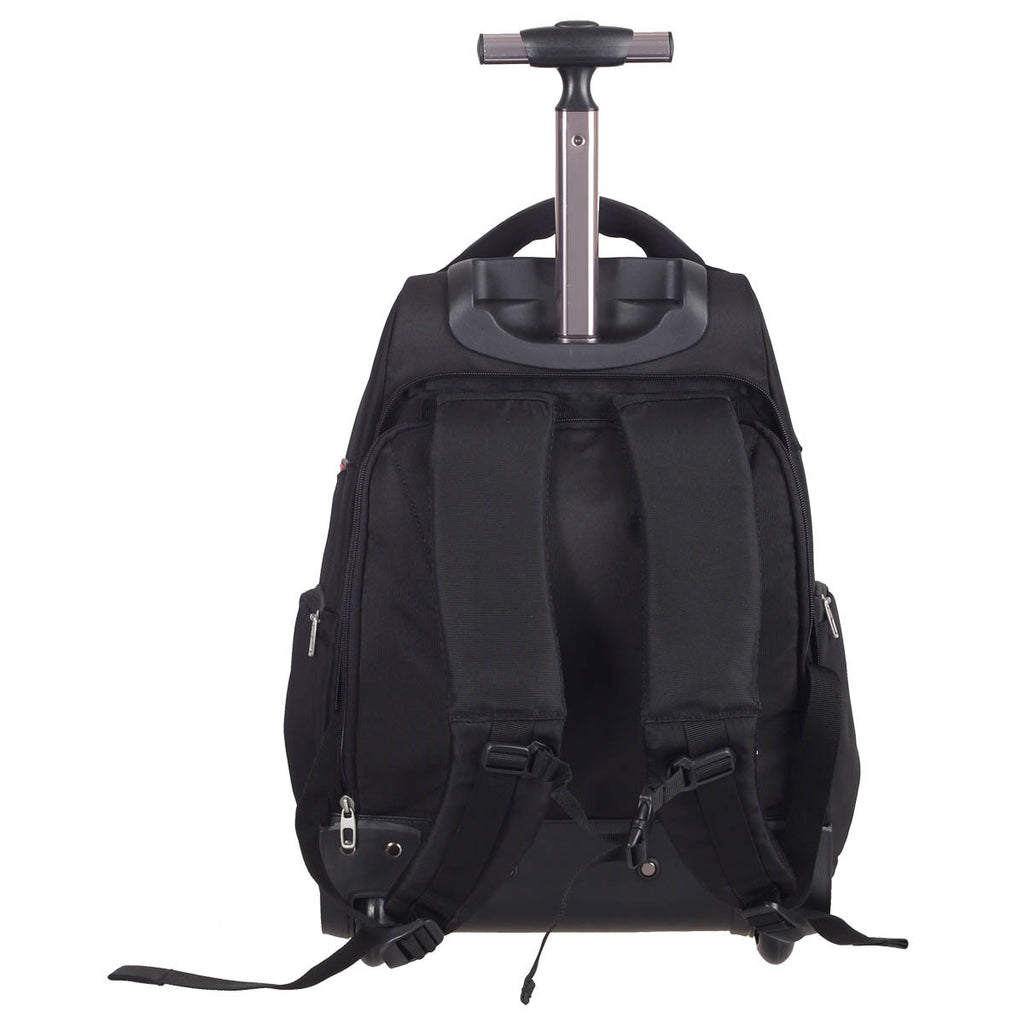how to have a mobile office best wheeled laptop backpack zoomlite. Black Bedroom Furniture Sets. Home Design Ideas