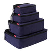 Packing Cube-Executive 4 Pc Set - Denim