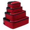 Packing Cube-Executive 4 Pc Set - Wine