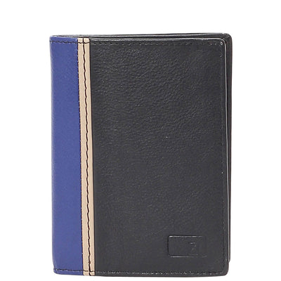 Oliver Leather RFID Blocking Flap Card Holder