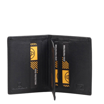 Arlington Leather Flap Card Note Sleeve
