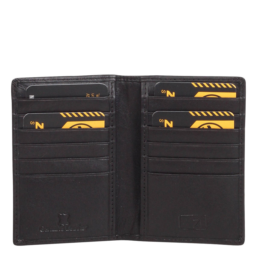 Arlington Leather Vertical Card Holder