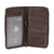 Arizona Ziparound RFID Leather Secure Travel Wallet