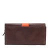 Celeste Continental Flap RFID Leather Wallet