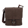 Hudson RFID Tablet Messenger Bag