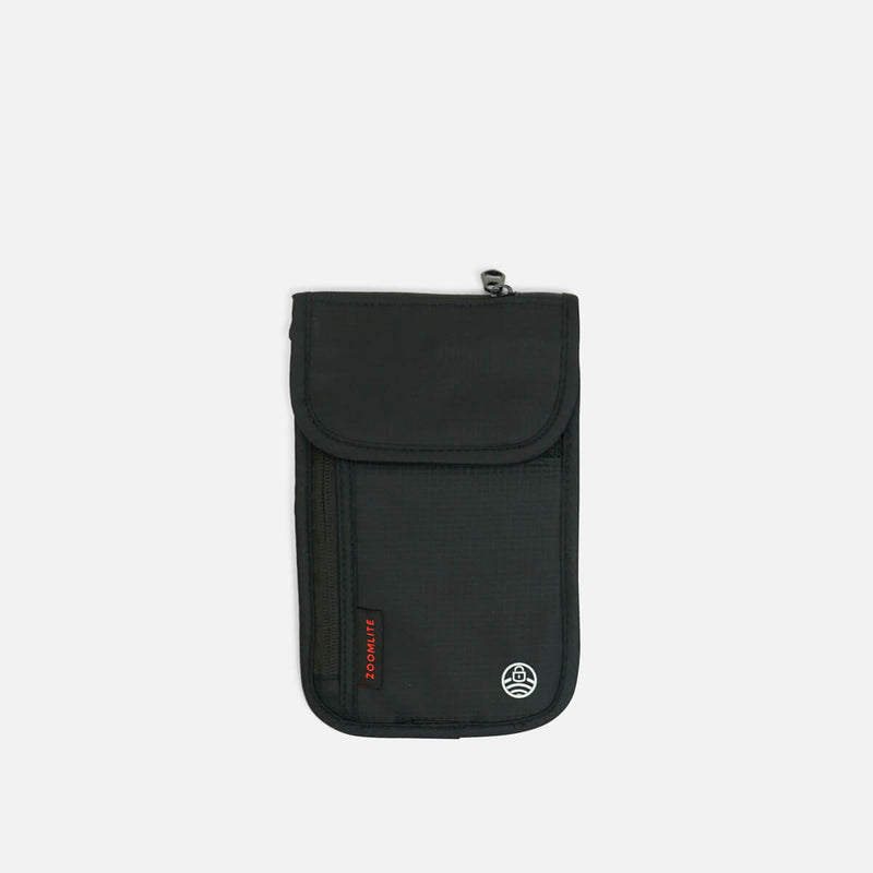 RFID protected Neck Wallet