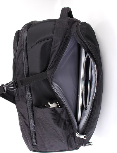Zoomlite Road Warrior Travel Carry on Backpack - Black