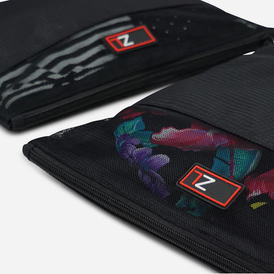 Zoomlite Travel pouches can fit clothing or accessories