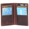 Cambridge Vintage Leather RFID Blocking Credit Card Holder