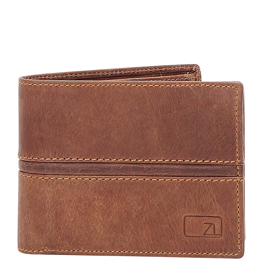 Parker Vintage Leather RFID Blocking Card Wallet