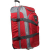 Tarmac Drop-Bottom Wheel Duffel - Large - Red , Zoomlite - 2