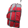 Tarmac Drop-Bottom Wheel Duffel - Large - Red , Zoomlite - 5